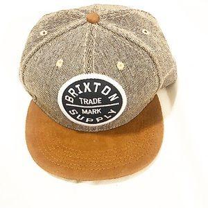 5ab913b0708 Brixton Accessories - Braxton Supply Co. adjustable cap